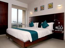 Patria Suites, hotel in Rajkot