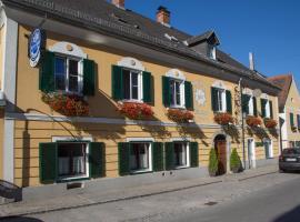 Gasthof zur Sonne, hotel in Übelbach