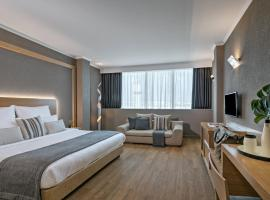 Porto Palace Hotel Thessaloniki, hotel em Tessalônica