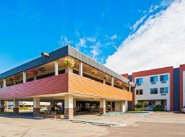 Best Western Golden Lion Hotel, hotel v destinaci Anchorage