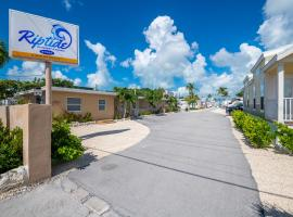 Riptide RV Resort and Motel, resort village in Key Largo