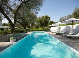 Olivemare, hotel in Katelios