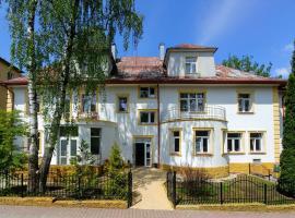 Parkowa Rezydencja Hubal, homestay in Rabka