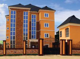 De Royal Legacy Hotel and Suites, hotel in Umuahia