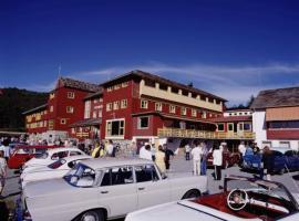 Fossli Hotel, hotell i nærheten av Hardangervidda i Eidfjord