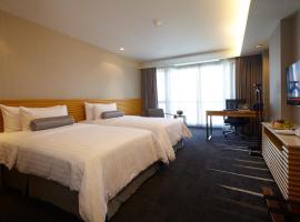 Lao Plaza Hotel, отель во Вьентьяне