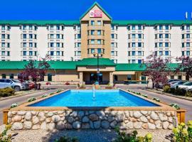 Best Western Plus Winnipeg Airport Hotel, hotel in Winnipeg