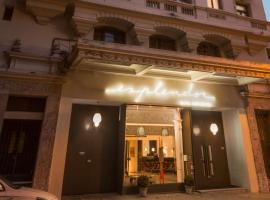 Esplendor by Wyndham Montevideo Cervantes, boutique hotel in Montevideo