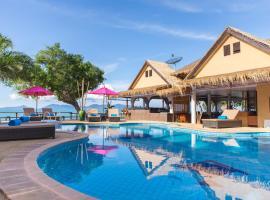 Adarin Beach Resort, hotel in Mae Nam