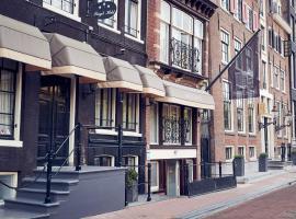 Singel Hotel Amsterdam, hôtel à Amsterdam près de: Point de vue A'DAM Lookout