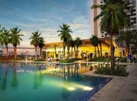 Alabang Condominium, hotel sa Maynila
