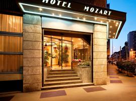 Hotel Mozart, hotel near Santa Maria delle Grazie, Milan