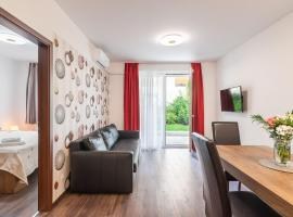 Corvin Residence Apartments, Ferienwohnung in Budapest