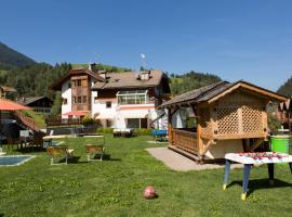 Apartments Mirandula, apartment in Ortisei