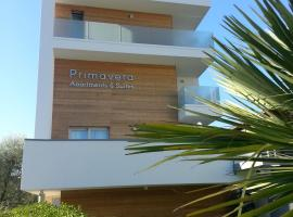 Primavera ApartmentSuites, serviced apartment in Riva del Garda