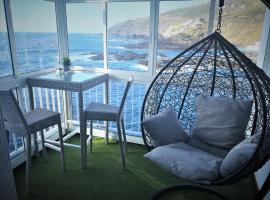 Apartment on the sea, apartment in Puerto de la Madera