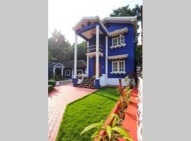 The Pereira's Goan Homestay Villa, hotel near Vasco Da Gama Railway Station, Marmagao