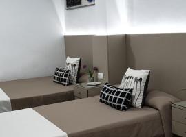 Pensión Mastil 16, hotel in Málaga