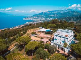 Oasi Olimpia Relais, hotell i Sant'Agata sui Due Golfi