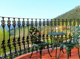 Hotel El Curro, hotel in Burunchel