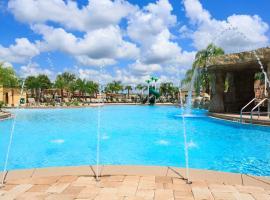 Paradise Palm Resort Villa, resort in Kissimmee