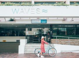 Waves Byron Bay, hotel in Byron Bay