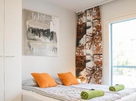 First aparthotel Blitzen, hotel in Rovaniemi