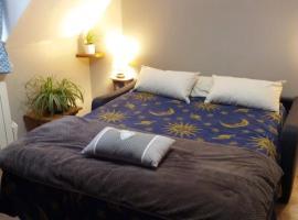 La Musette, apartment in Dijon