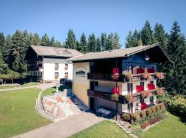 Pension Waldruh - Tannenheim, Hotel in Faak am See