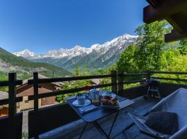 Chalet Noemie, hotel in Les Houches