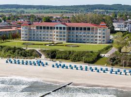 Morada Strandhotel Ostseebad Kühlungsborn, Hotel in Kühlungsborn
