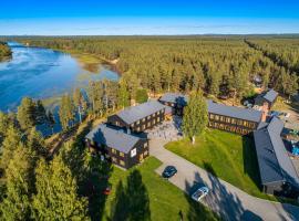 Arctic River Lodge, hotel in Tärendö