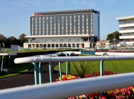 Hilton Garden Inn Doncaster Racecourse, hotel near Doncaster Sheffield Airport - DSA, Doncaster