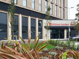Hilton Garden Inn Doncaster Racecourse, pet-friendly hotel in Doncaster