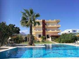 Stork Hotel, hotel in Amoudara Herakliou