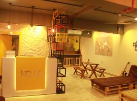 PodStop, hostel in New Delhi