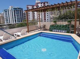Hotel Zamay Plus, hotel en Santa Marta
