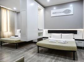 Magenta Superior Purificazione 69, hotel em Roma