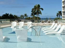 Ilikai Hotel & Luxury Suites, apartment in Honolulu