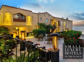Pantai Inn, boutique hotel in San Diego