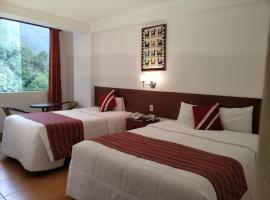 Viandina Machupicchu, spa hotel in Machu Picchu