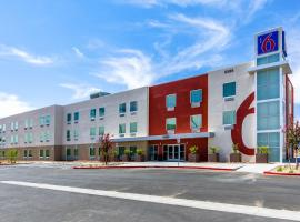 Motel 6-Las Vegas, NV - Motor Speedway, hotel in Las Vegas