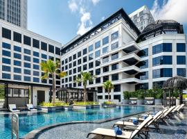 Grand Park City Hall (SG Clean), hotel in Singapore
