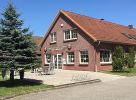 Landhaus am Schaalsee, hotel Zarrentinben