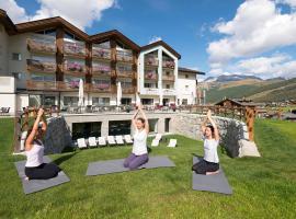 Hotel Lac Salin Spa & Mountain Resort, hotel poblíž významného místa Valandrea-Vetta, Livigno