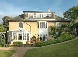 Mimosa Lodge, boutique hotel in Cowes