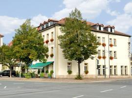 Schwarzer Bär Jena, hotel in Jena