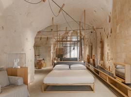 Ai Maestri Rooms&Cafè, bed and breakfast en Matera