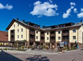 Ariston Dolomiti Residence, apartment in Dobbiaco