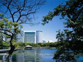 Conrad Tokyo, hotel with pools in Tokyo